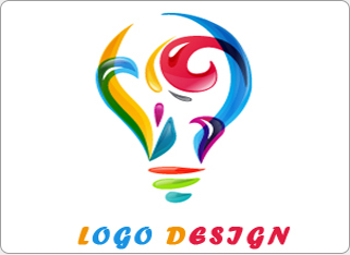 Create logo online and upload in Blogger