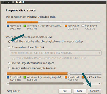 HOW TO INSTALL BACKTRACK ON YOUR PC - Ways To Hack