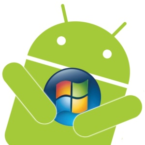 AndroidWindows7