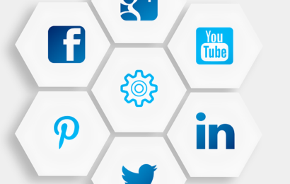 Design your website with Social Media Integration
