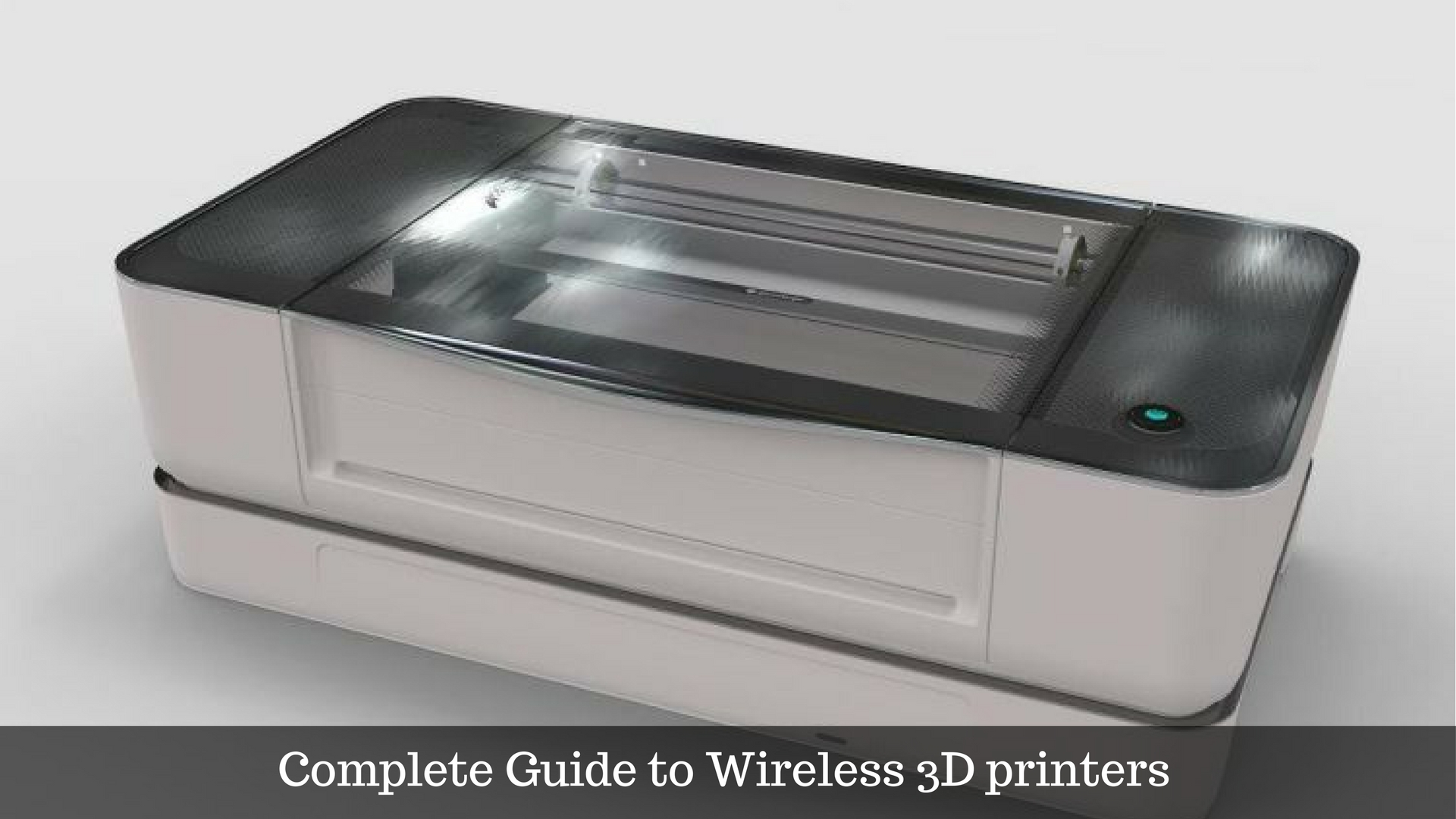 Wireless 3D printers