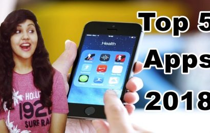 Top Five Best Android Apps