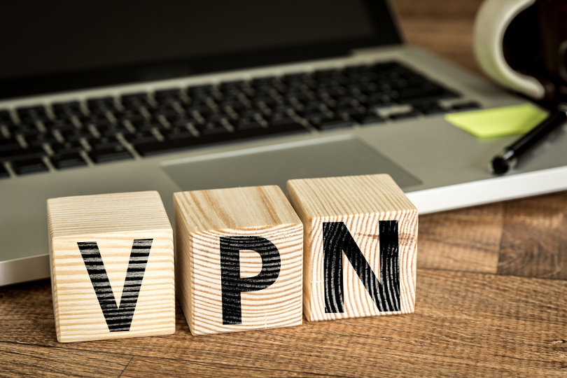 Use of VPN
