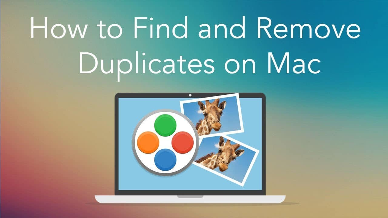 Duplicate Photos on Mac